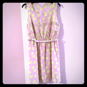 Polka dot dress 👗